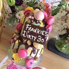 Frankies Fun And Flirty 30th Birthday Cake