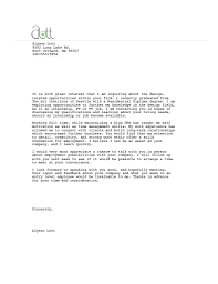 cover letter cna