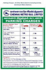 Chennai Metro Fare Chart Live Chennai Chennai Metro Rail Fare Chart Special Class
