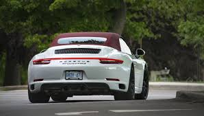 Five variants are available in total: 2017 Porsche 911 Carrera 4 Gts Cabriolet Review Wheels Ca