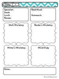 Teacher Binder Templates Day At A Glance Lesson Planner For Your Teacher Binder Template