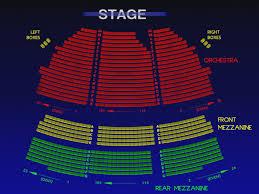Hamilton Seating Chart Broadway Simplefootage November 1988