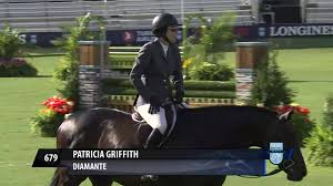 USEF Network - Winning Round: Diamante ridden by Patricia Griffith |  Facebook