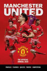The Official Manchester United Annual 2020 : Grange Communications Ltd:  Amazon.de: Bücher
