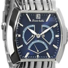 louis bolle perry mens automatic retrograde watch atauction com