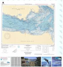 Port Tool Chart Bathymetric Nautical Chart F 60 Port Angeles