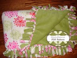 No Sew Baby Blanket : No Sew Baby Blanket: Excellent Choice – Home ... & Image of: No Sew Baby Blanket Fabric Adamdwight.com