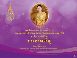 เนื่องในโอกาสวันเฉลิมพระชนมพรรษา สมเด็จพระนางเจ้าสุทิดา พัชรสุธาพิมลลักษณ  พระบรมราชินี วันที่ 3 มิถุนายน 2563 ... ทรงพระเจริญ ... | Suranaree  University of Technology