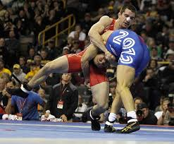 Frayer Wrestling Olympic Trials Put Ic On The Map The Daily Iowan