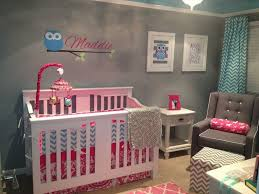 baby nursery bedroom owl decor for decorating ideas with grey wall paint color schemes girl nursery decor ideas baby girl furniture ideas