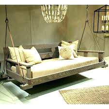 hanging day bed hanging day bed hanging daybed indoor twin bed g plans best porch beds hanging day bed