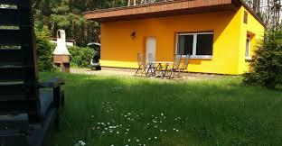 Bungalow Ferienhaus Am See In Brandenburg