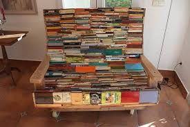 table from old books
