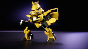 Small Picture Angry Birds Transformers Chuck as Bumblebee YouTube