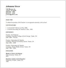 How To Do Job Resume First Examples Simple Pretty Work Sample Fascinating How To Do A Resume For Work