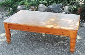 pine coffee table. Pine Coffee Table Paint Redo Bliss-Ranch.com