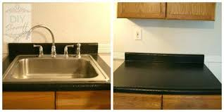 rust oleum countertop transformations kit transformations after onyx