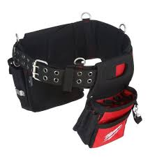 milwaukee contractor tool belt. milwaukee electricians 29-pocket utility work tool storage belt organizer contractor l