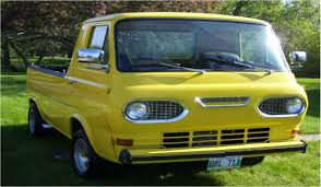 A Mercury truck, but not what you think