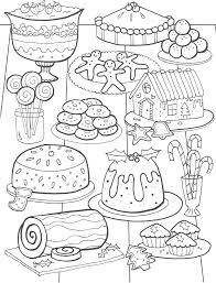 Kleurplaat Thema Bakker Malvorlagen Ausmalbilder Erwachsene Und
