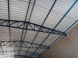 A cobertura metálica é um complemento de diversos tipos de estrutura. Estrutura Metalica Para Galpao Metalcober