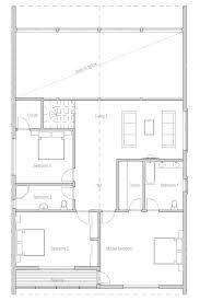 australian home plans floor modern house new contemporary plan
