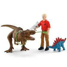 <b>Schleich</b> - Tyrannosaurus Rex Attack <b>Игровой Набор</b> - ru.babyshop ...
