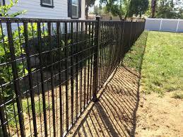 decorative metal fence panels. Plain Decorative FenceAluminum Wrought Iron Fence Cost Decorative Metal Panels  Discount Throughout