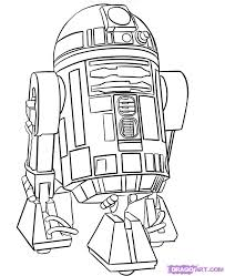 Small Picture Unique R2d2 Coloring Page 69 About Remodel Free Coloring Book with