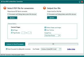 Free Word Document Download Free Pdf To Word Doc Converter Download