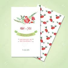 Save The Date Cards Template Watercolor Card Templates For Wedding Invitation Save The Date