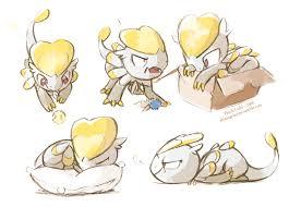 Artist Shining Latios Pokemon Pokemon Dragon