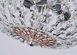 2018 5 meters clear glass chandelier wedding crystal lamp bead chain prisms glass suncatchers glass crystals for chandeliers from o shine 10 55 dhgate