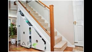top 40 under staircase storage design ideas unit ark ikea drawers planning basement stair diy 2018