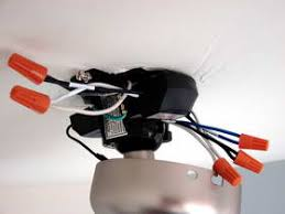 how to install and wire a ceiling fan remote control part 4 remote control ceiling fans 24
