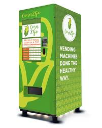 Burrito Vending Machine Beauteous Our Machines Corn48Go