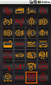 Bmw Car Warning Lights Lighting