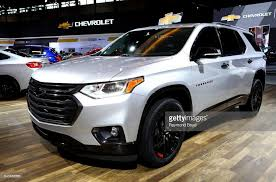 2018 chevrolet traverse redline. fine 2018 chevrolet traverse redline edition is on display at the 109th annual  chicago auto show mccormick intended 2018 chevrolet traverse redline