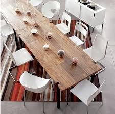 wooden dining room tables. How To Make Reclaimed Wood Dining Room Table » Large Wooden Tables A