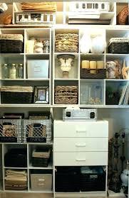 closetmaid storage cubes closetmaid 1109 decorative 6 cube storage organizer white