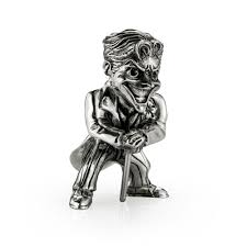 Rs Dc超級英雄 小丑 錫合金迷你雕像 特價nt1080