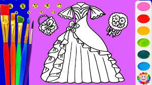 Small Picture Coloring Pretty Dress Up BARBIE Clothing Coloring Pages for Girls