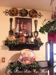 classic kitchen decorating themes ideas