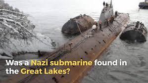 「Nazi U-Boats brought World War II to America's shores map」の画像検索結果