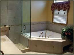 medium size of corner tub shower combo ideas small bathroom soaker bathrooms master with remarkable walk