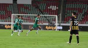 نهائي كأس محمد السادس للأندية العربية… نهاية الشوط الأول بتقدم الرجاء  البيضاوي على الاتحاد السعودي | المغرب ميديا - Maroc Medias
