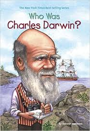 Who Was Charles Darwin?: Deborah Hopkinson, Nancy Harrison ...