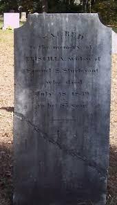 Priscilla Palmer Sturtevant (1754-1839) - Find A Grave Memorial