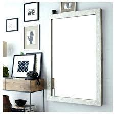 big framed mirror medium size of wall decorative wall mirrors extra large wall mirrors big silver