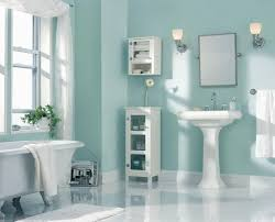 Trending Bathroom Paint Colors Contemporary Bathroom Color Schemes -  Bathroom ceramic tiles come in an array